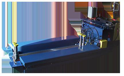 5014 - Die Handling Vehicle Custom Battery Tool Changer