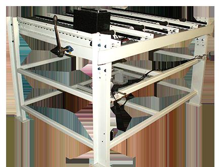 5073 - Automotive Battery Delivery Conveyor System