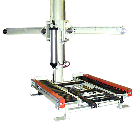 6001 - Door Unloading Conveyor System