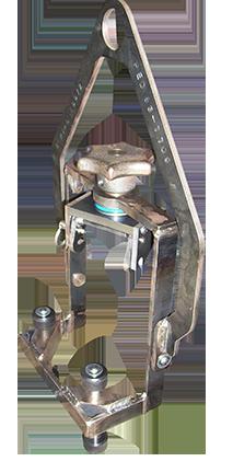 6075 Transducer Rotate Fixture