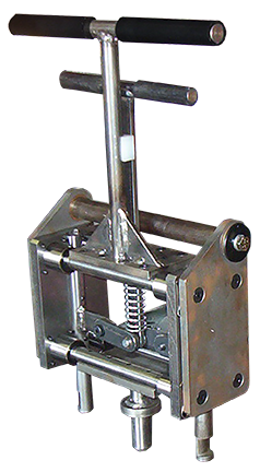 6084 - Tractor Scrapper End Bit Lifting Device