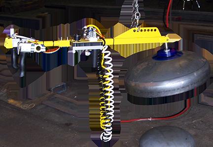 6209 Tank Head Vacuum Lift Device