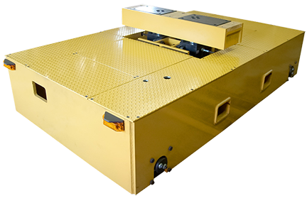 6308 - Rail-Based, Battery-Powered Cart