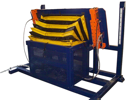 6356 - Mold Board Assembly Tilt Table Positioner