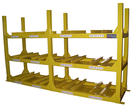 6441 - Heavy Die Storage Rack