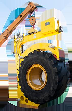 6449 - Tire Manipulator/Installation Device