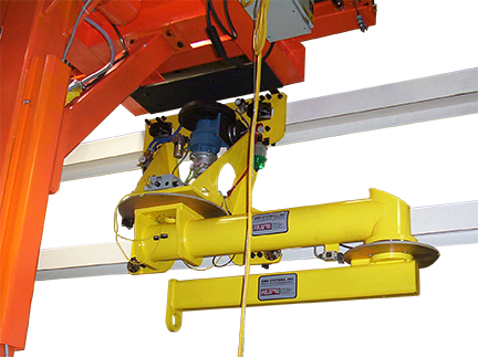 6570-00 - Custom Arm Articulated Lift Device