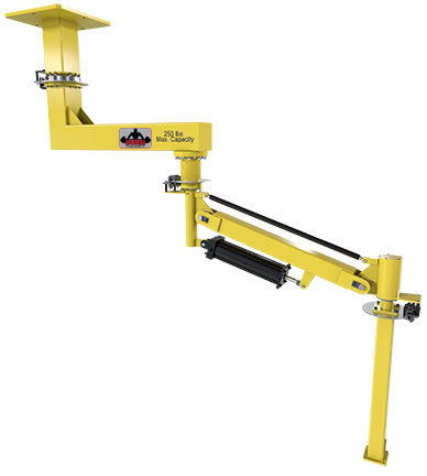 6698 - Dual Battery Lifting Device
