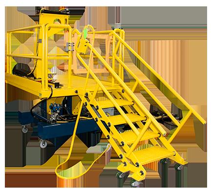 6701 - Boom Docking Station Equipment