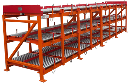6774 - Die Storage Rack