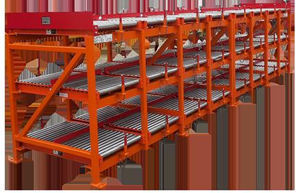 6774 - Die Storage Rack