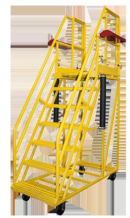 6782 - Custom Rolling Ladder