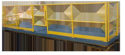 6795 - Hydraulic Operator Lift Platform