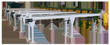 6874 - Cutterbar Belt Conveyor