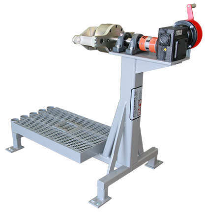 6887 - Sub-Assembly Stand for Hydraulic Pump