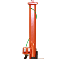 7018-2 - Custom End-of-Hook Lifting Device