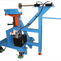 7100 - Horizontal Pinning Press