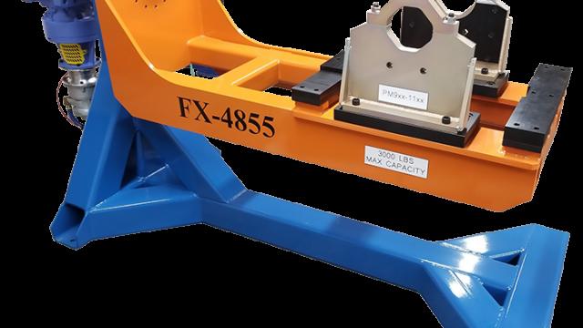7186 - Track Frame Rollover