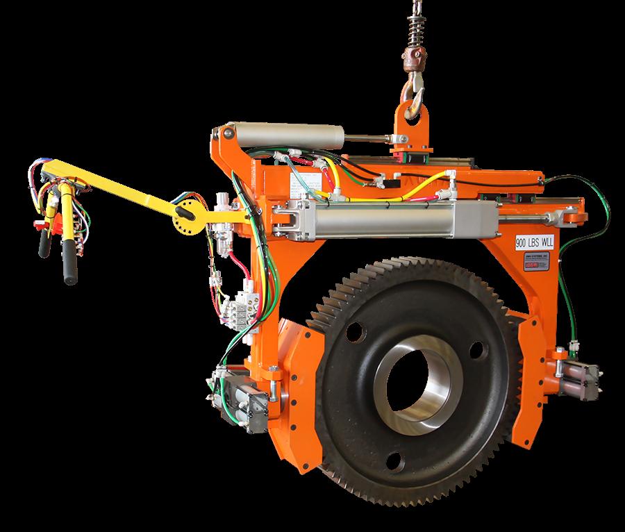 7231 Train Gear lift device