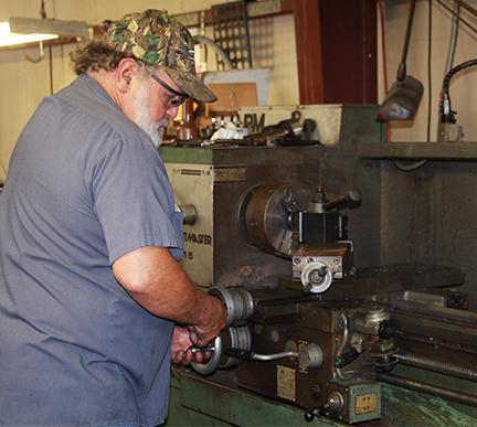 specialized machining